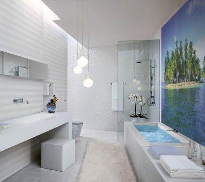 Дизайн ванної кімнати Ремонт квартир