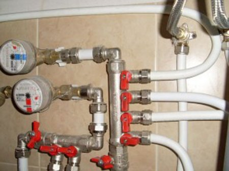 Схеми розведення водопроводу - Правила хорошого будинку