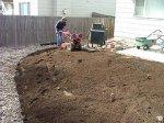 Етапи створення газону очищення території від бурянів Деревяні будинки, будівництво деревяного будинку, деревяні двері та вікна